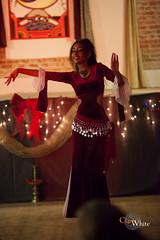 Acker Night 2013 Bellydancing (PrescottGirl) Tags: arizona cane night dance wings candle az skirt tribal belly bellydance knives isis azra prescott trays acker doumbek ustadza