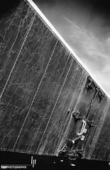 Kingston Flyer - Freight Car (hapePHOTOGRAPHIX) Tags: newzealand blackandwhite kingston scala southisland otago sw agfa schwarzweiss aotearoa bnw neuseeland kingstonflyer waggon nuevazelanda sdinsel nikonn6006 islasur eisenbahnwagen vagndeferrocarril freightrailroadcar hapephotographix 554nzl 554nsi