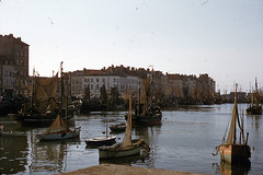 Seaport Town (michael3900) Tags: seaport fishing boats france holland danemark