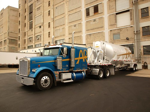 A & R Sweet Freightliner