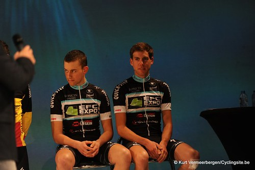 EFC-Omega Pharma-QuickStep Cycling Team   (200) (Small)