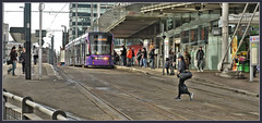 P1500073  Croydon 25.01.14.AdvertTram 2554...