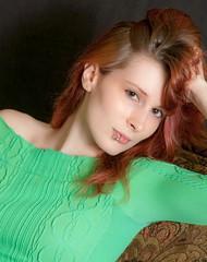 Pondering? (Alaskan Dude) Tags: fashion alaska portraits women modeling models anchorage redheads photoshoots alaskanwomen