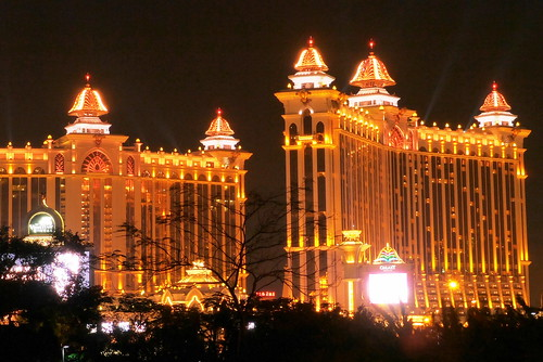 Macau | Galaxy Macau Hotel
