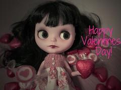 Blythe a Day 14 February 2014 -  St Valentines day