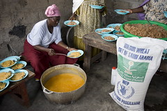 Liberia, Montserrado County, 2008 (WFP  World Food Programme) Tags: school food kids youth children education child feeding muslim islam young saudi arabia donation monrovia liberia distribution wfp donor montserrato