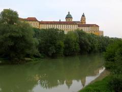 De abdij van Melk