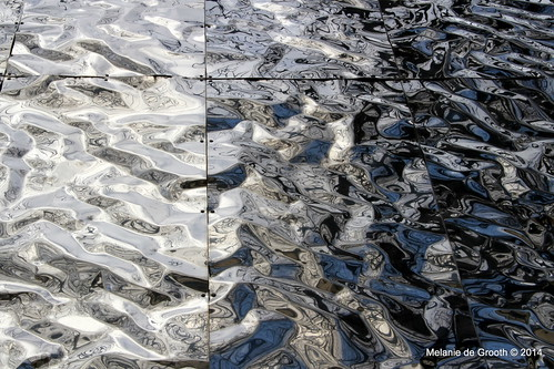 Reflective Metal Installation 4