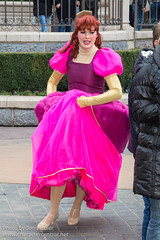 DLP Feb 2014 - The crazy antics of Anastasia and Drizella (PeterPanFan) Tags: travel winter vacation france canon europe character disney characters february feb anastasia villains fantasyland disneylandparis dlp 2014 disneylandresortparis disneycharacters disneycharacter marnelavallée parcdisneyland disneyparks canoneos5dmarkiii disneylandparispark