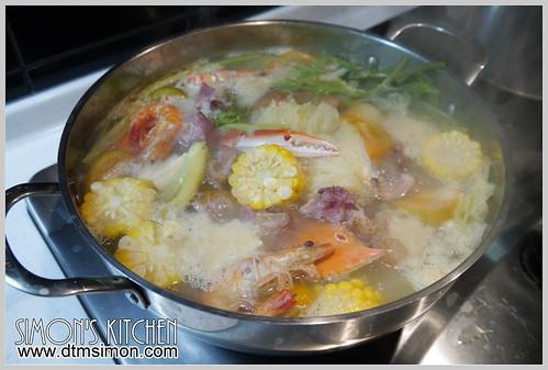 德國豬腳海鮮鍋13