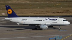 D-AILB-1 A319 CGN 201401 (TAP Tosta Aviation Pictures) Tags: cgn aircraft airportcologne flughafenköln planes flugzeuge 201401 michael tosta airport airplanes 012014 planespotting michaeltosta