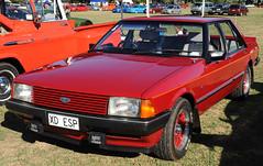 1982 Ford Fairmont (D70) Tags: new newzealand ford 1982 zealand nz polo grounds fairmont motorama morrinsville xdesp