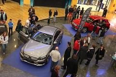 16-Citycar Sur presenta los nuevos Mercedes-Benz Clase C y GLA con la espectacular actuación de Nancys Rubias