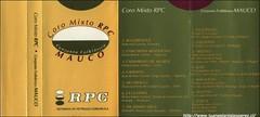 Tercer cassete grabado en su lado B por el Conjunto Folclórico Maucó de la Refinería de Petróleo Concón S.A. en 1991