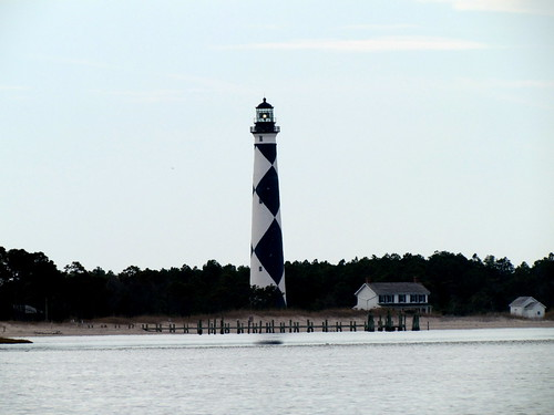 13 Lighthouse Cape Lookout NC 8359