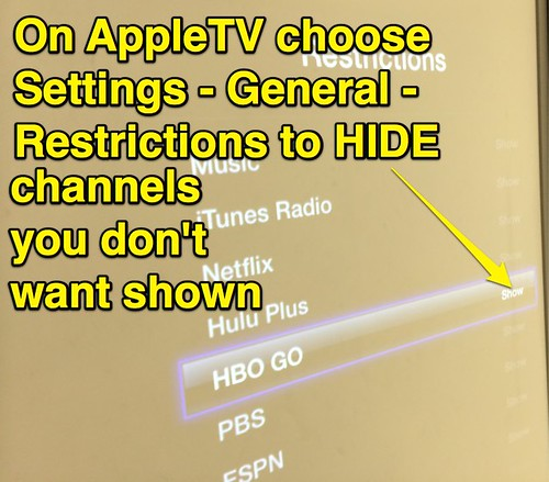 Hide Channels You Don't Want by Wesley Fryer, on Flickr