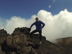 Entrainement au sommet du Piton des Neiges (18) (captrail) Tags: de la des trail piton runion refuge dufour volcan neiges le captrail