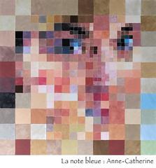 Portrait Anne Catherine (80/80) (tpv2009) Tags: family color art composition study pixels pastelsec notebleue