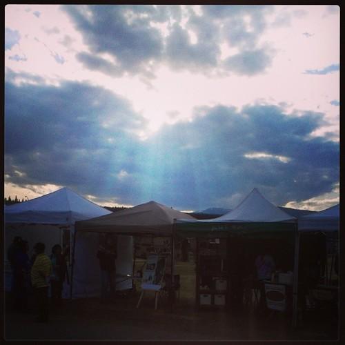 Whitehorse farmer's market #yxy #Yukon
