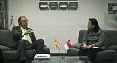 Encuentro Empresarial España - Indonesia.