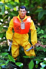 GI Joe - Survival (Polish Madman) Tags: 2003 rescue man yard gijoe toy 40th back backyard inch doll gun fighter action anniversary knife goldenrod joe collection tc figure flare 12 50th survival collect pilot timeless gi 12inch hasbro scramble actionman bailout sixthscale palitoy