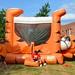 Tiger Bouncy Castle