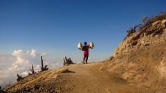 IMG_0290 (Nama Rahasia) Tags: rock mine outdoor crater sulfur batu miners penambang ijen kawah belerang