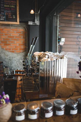 Akha Ama Cafe - Chiang Mai, Thailand