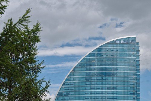 The Blue Sky @Ulaanbaatar