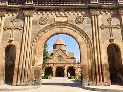 IMG_4103 (travelustful) Tags: armenia zvartnots church ruins yerevan echmiadzin cathedral
