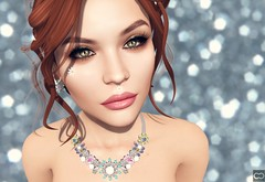 Even After The Glitter Fades (Cryssie Carver) Tags: secondlife second life sl avatar theliaisoncollaborative the liaison collaborative fameshed skinfair 2017 skin fair truth ama cae league lelutka maitreya suicidalunborn suicidal unborn anlarposes an lar poses