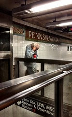Untitled (roya_m) Tags: nyc subway transit commute