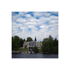 (nizomi) Tags: house home quebec lakefront valdor