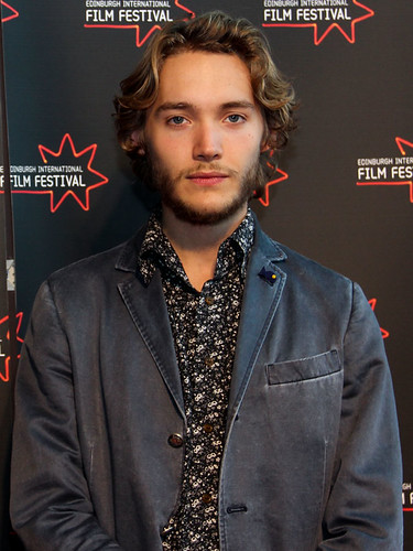 Toby Regbo at the UWantMeToKillHim photocall at Cineworld