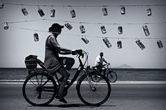 two drunks (bostankorkulugu) Tags: sea bw woman white man black beer monochrome bicycle sepia island greek cycling blackwhite couple mediterranean cyclist dress ride hellas kos can greece riding beercan boardwalk cans rider bostanci riders bostan ege gezi korkut ellada dodecanese aegeansea  lambi  atalada dodekanisos dodecanissa aigaio   geziparki twodrunks bostankorkulugu aigaiopelagos gezipark occupygezi direngeziparki ikiayya
