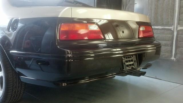 1993 acura legend ls coupe evan8r chopped acuraevan accurate cars nashville accuratecarscom
