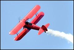 Boeing A75N1 Stearman (PropWA) Tags: canon tacoma boeing stearman pt17 wingswheels a75n1 75338 ktiw tacomanarrowsairport tacomafreedomfair vickybenzing tamronsp70300mmf456divcusd tacomafreedomfairwingswheels n63529