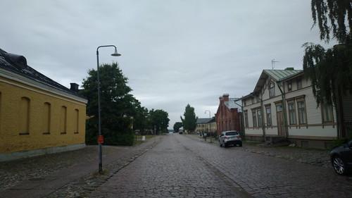 Lappeenranta fortress buildings
