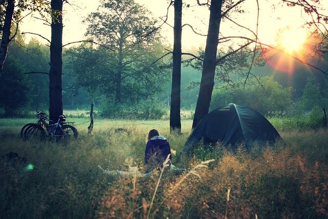 shadow sunrise bikes отдых восход палатка велопоездка ночевка олевск