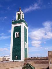 Minareto (lepustimidus) Tags: morocco maroc marocco meknes minareto