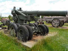 "M115 203mm Howitzer (2) • <a style=""font-size:0.8em;"" href=""http://www.flickr.com/photos/81723459@N04/9709664896/"" target=""_blank"">View on Flickr</a>"