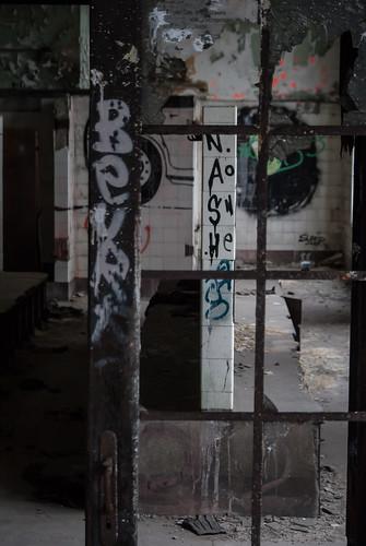The door to Nash One.