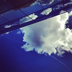 #sky #barcelona