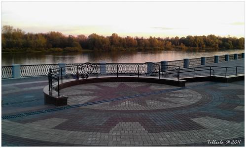 Набережная реки Сож / Sozh River Waterfront