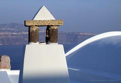 Santorini, Greece (panoround hutter) Tags: travel sea mare santorini greece santorin aegeansea
