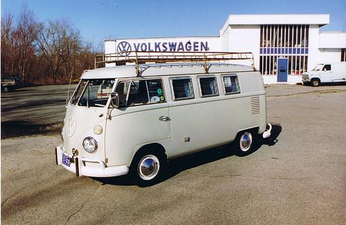 Flickriver: Vintage Volkswagen Dealerships pool