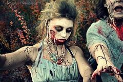 Zombie Apocalypse (robinson.photography) Tags: halloween dead costume fight scary blood die live fear apocalypse makeup freaky creepy brains gore undead nightmare zombies survivor zombieapocalypse