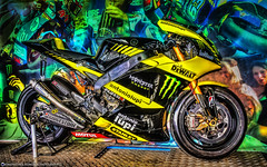 The Monster (Konstantinos I. Economou) Tags: yamaha motogp antonio lemans lupi tech3 teamtech3