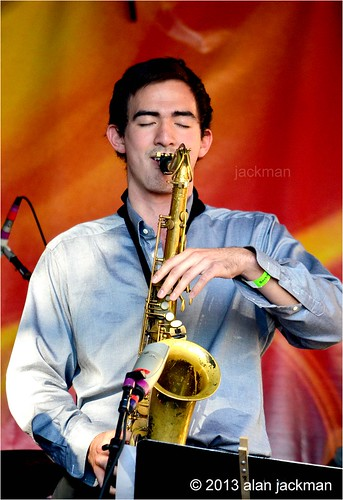 Paul Melhus, Berklee Global Jazz Ambassadors,  featuring Adam Cruz, 2013 Beantown Jazz Festival