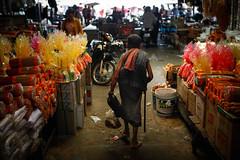 Shopping at Psar Boeung Chhouk (Lil [Kristen Elsby]) Tags: travel topf25 cambodia southeastasia market frombehind editorial topv4444 battambang travelphotography canon5dmarkii psarboeungchhouk psarboeungchhoukmarket
